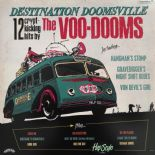 "LP ✦ THE VOO-DOOMS ✦ ""Destination Doomsville"" - Raw Garage-Beat-R&B . Hear♫"